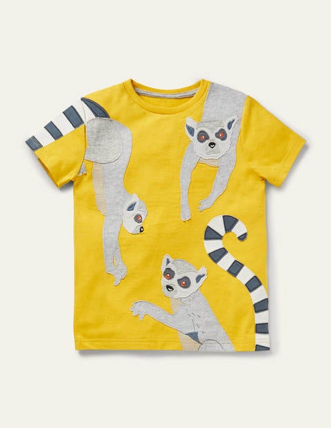 Wraparound Animals T-shirt