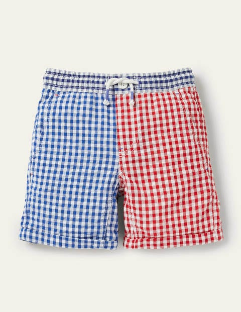 Smart Roll-up Shorts