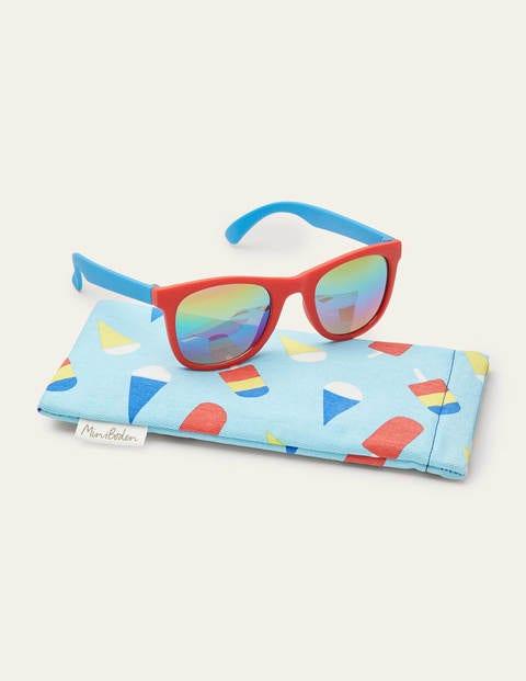 Sunglasses - Strawberry Red
