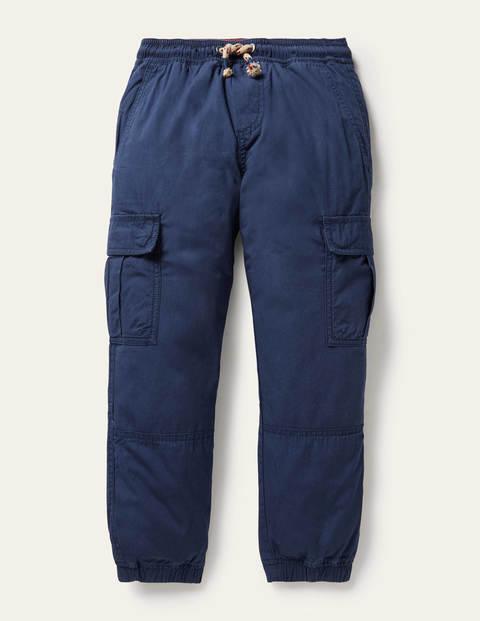Pantalon cargo doublé