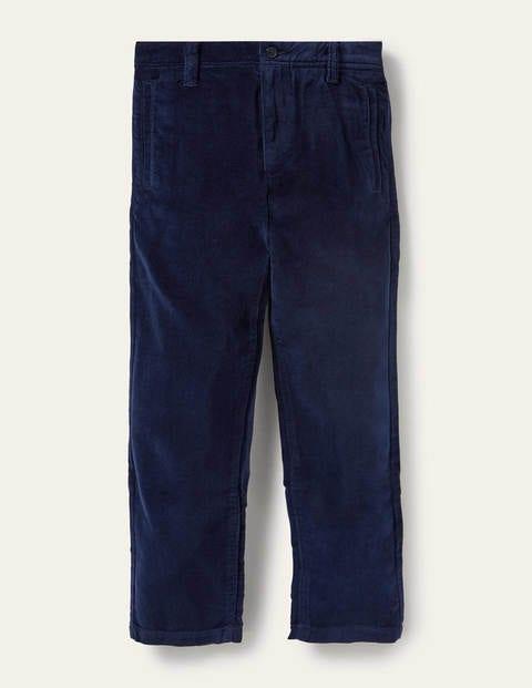 Pantalon habillé en velours
