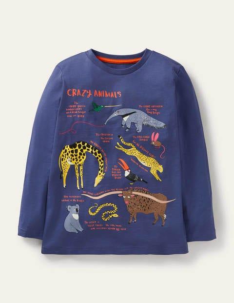 Educational Graphic T-shirt
