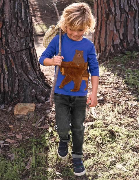 Forest Appliqué T-shirt