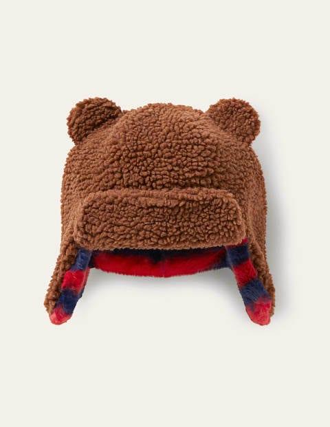 Bärenmütze aus Borg