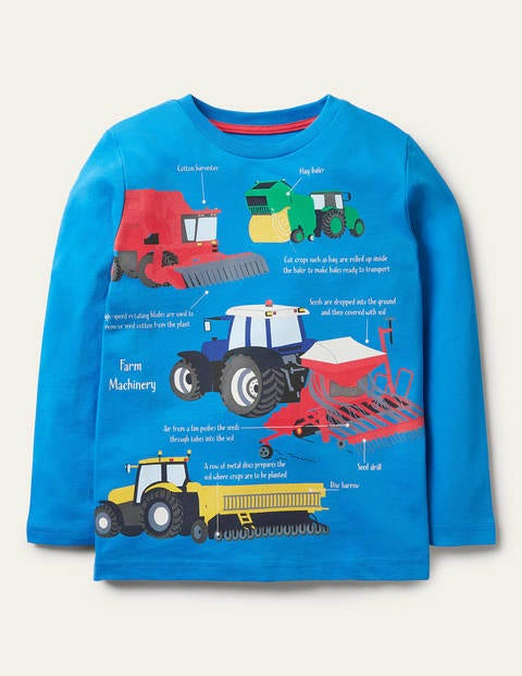 Educational Tractor T-shirt