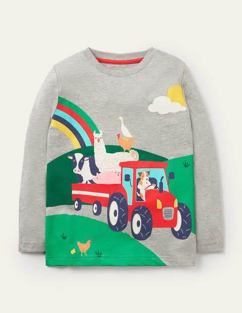 Animal Scene T-shirt