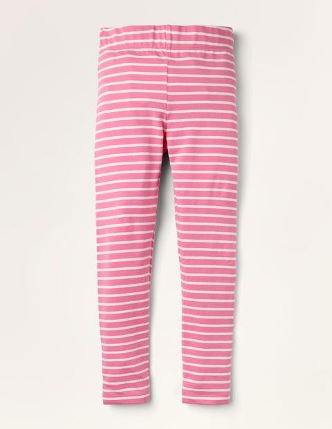 Fun Leggings - Formica Pink/ Ivory