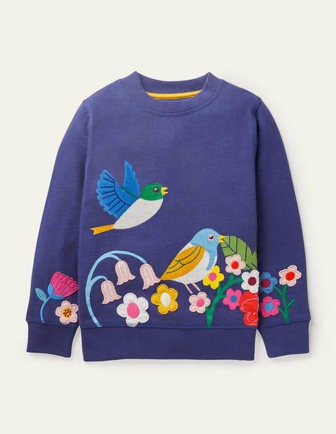 Cosy Appliqué Sweatshirt