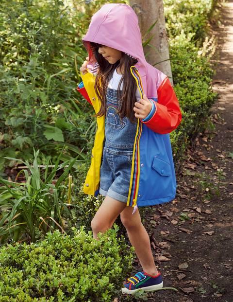 Colourblock Rain Mac