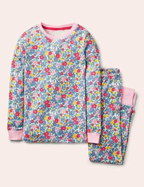 Snug Long John Pyjamas