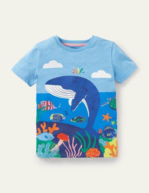 Tropical Scene T-shirt