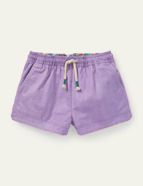 Shorts mit Herztaschen