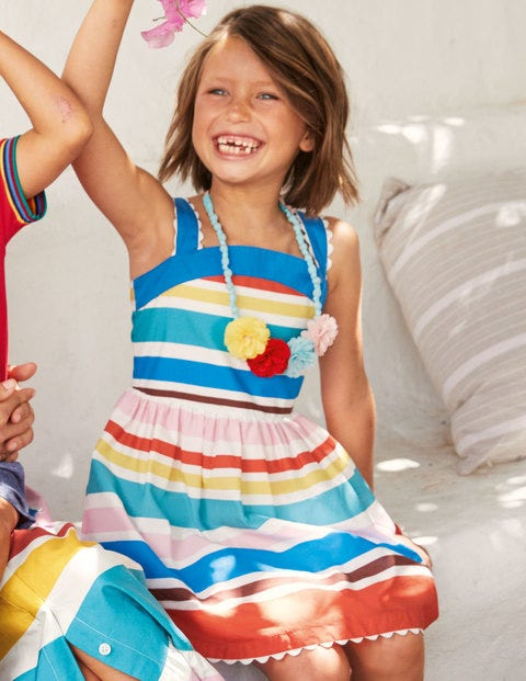 Mini-me Stripe Dress