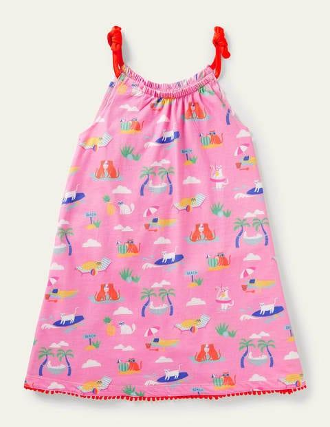 Jersey Sun Dress