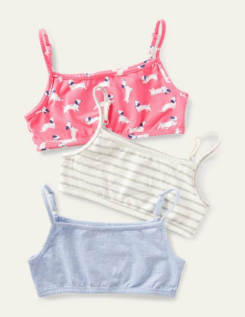 Crop Tops 3 Pack - Multi