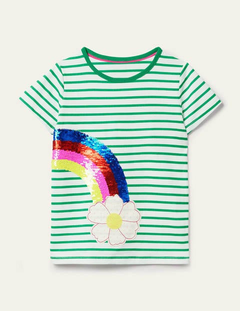 Sequin Colour-change T-shirt