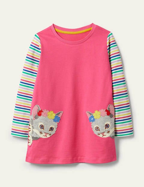 Appliqué Animal Tunic