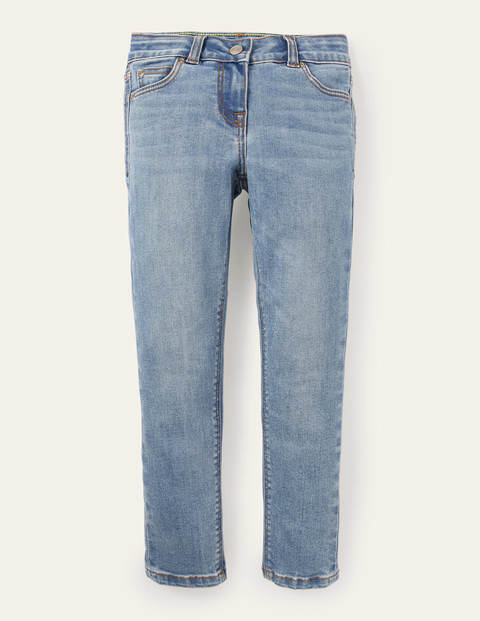 Adventure-flex Slim Fit Jean - Light Vintage Denim