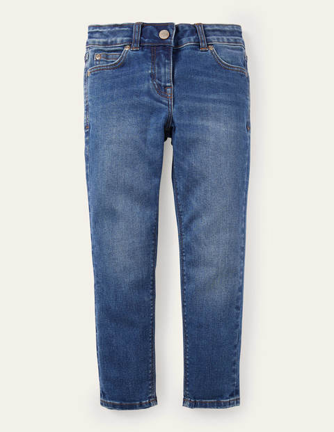 Adventure-flex Slim Fit Jean - Mid Vintage Denim