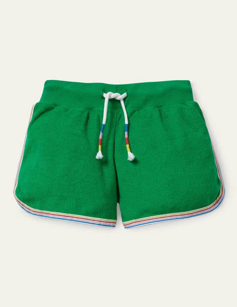 Retro Towelling Short
