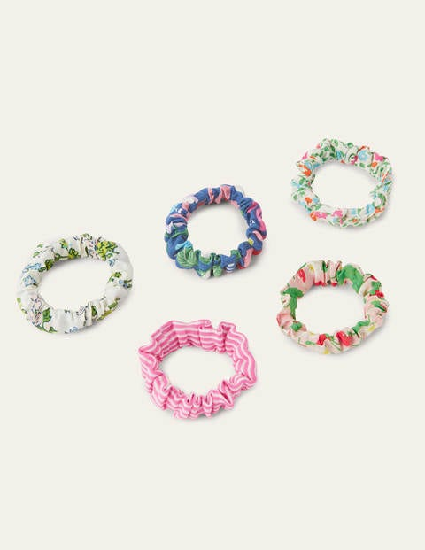 Scrunchies 5 Pack