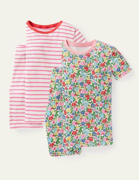 Twin Pack Snug Short Pyjamas
