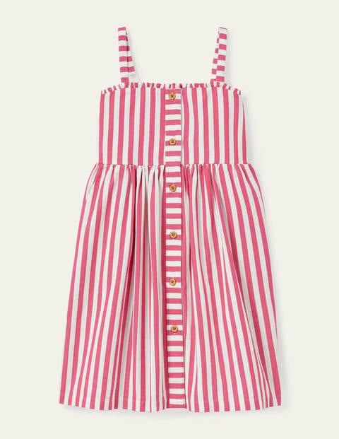 Button-down Sun Dress