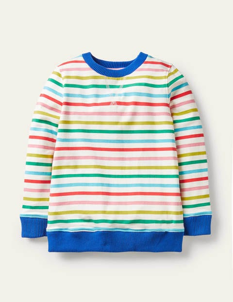 Retro Printed Sweatshirt