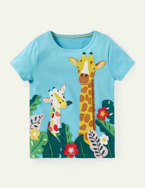 Safari Appliqué T-shirt