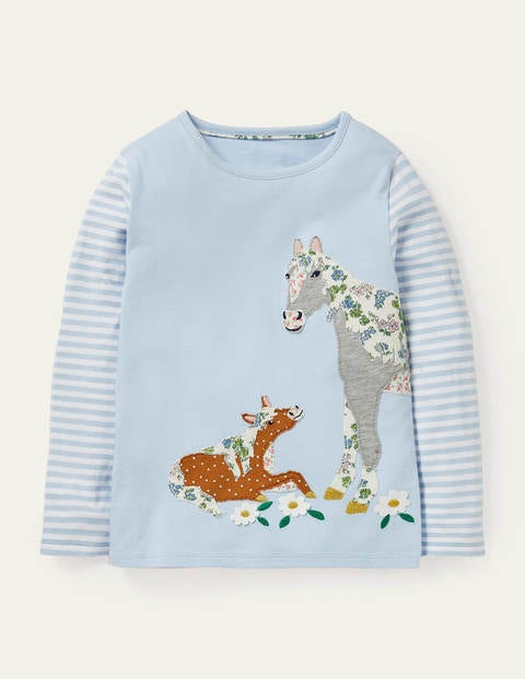 Appliqué Hotchpotch T-shirt