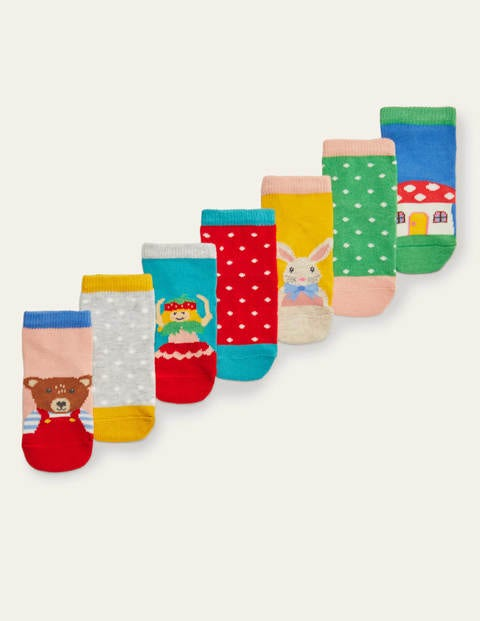 Sock Box 7 Pack