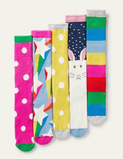 Ski Socks 5 Pack