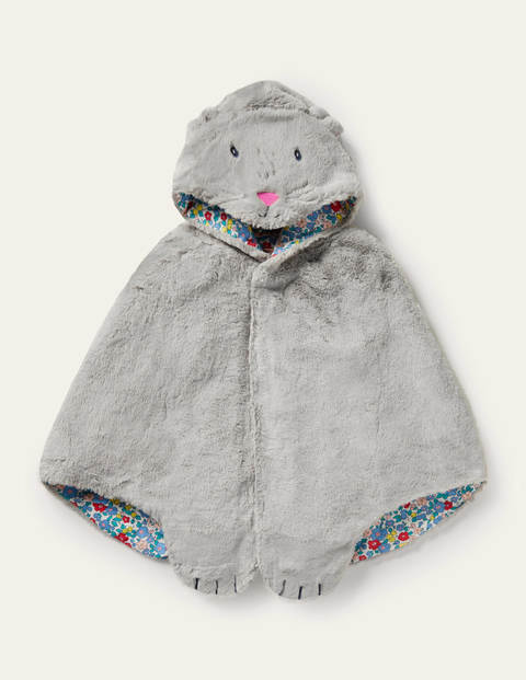 Fancy Dress Faux Fur Cape - Bunny Rabbit