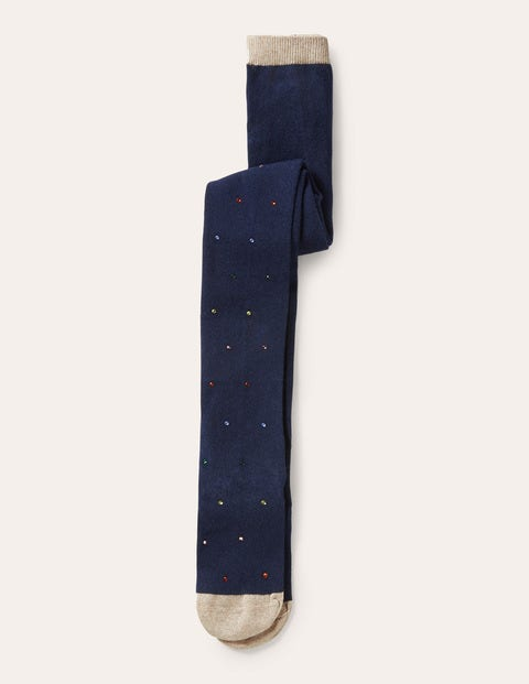 Twinkle Tights - College Navy