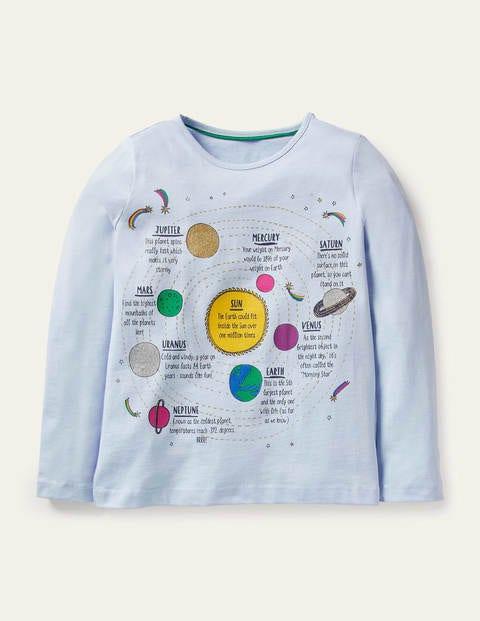 Fun Facts T-shirt