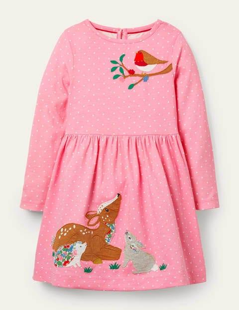 Fun Appliqué Dress