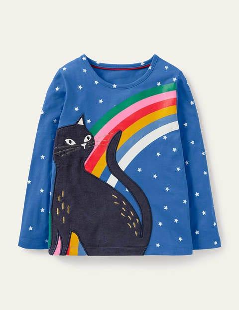 Glow-in-the-dark Cat T-shirt