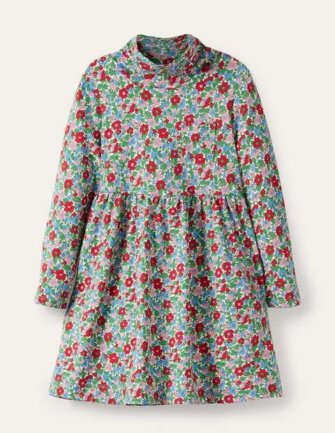 Roll Neck Supersoft Dress