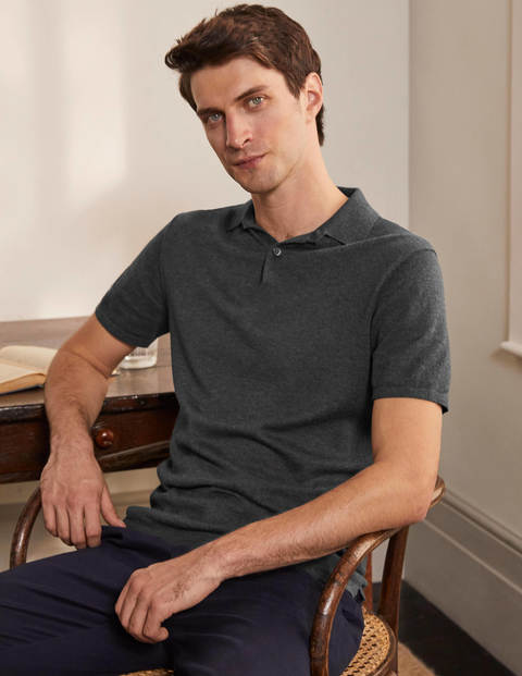 Finsbury Knitted Polo