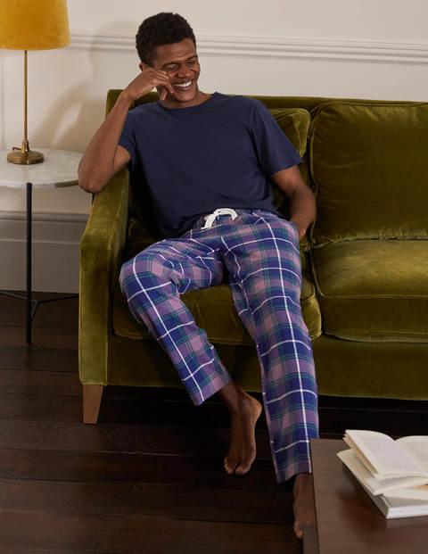 Brushed Cotton Pajama Bottoms