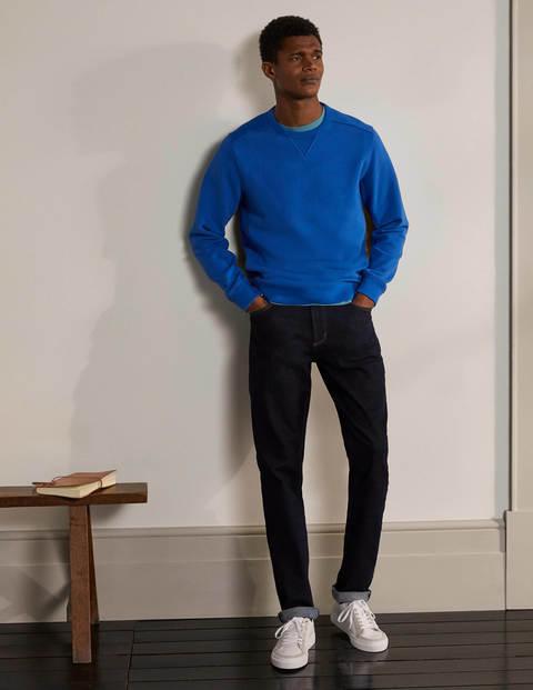 Jeans mit schmalem Bein - Denim, dunkle Waschung