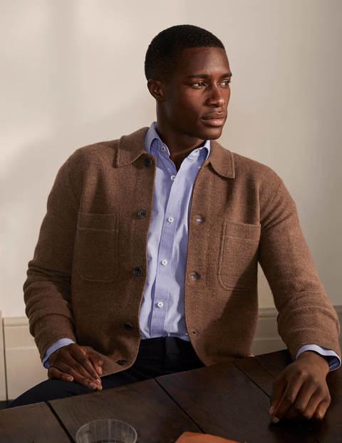 Farley Merino Knitted Jacket