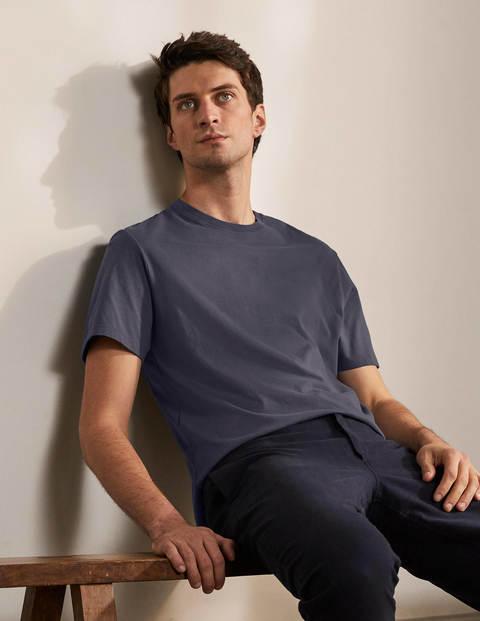Classic Cotton T-shirt - London Grey