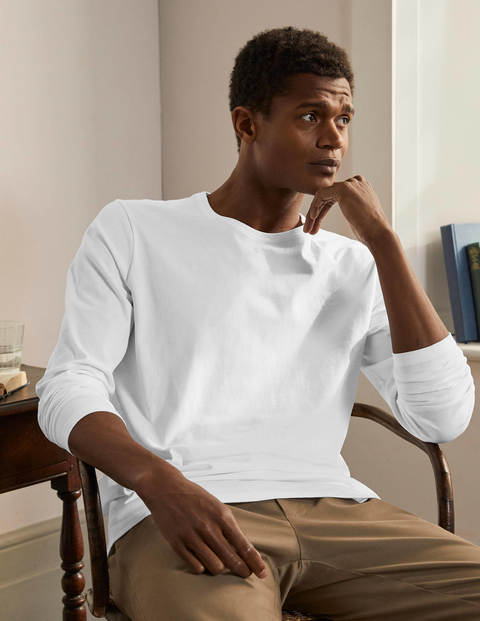 Classic Long-sleeved T-shirt - White