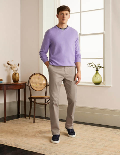 Original Straight Leg Chinos - Malt