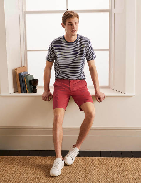 Chino Shorts - Dusky Rose