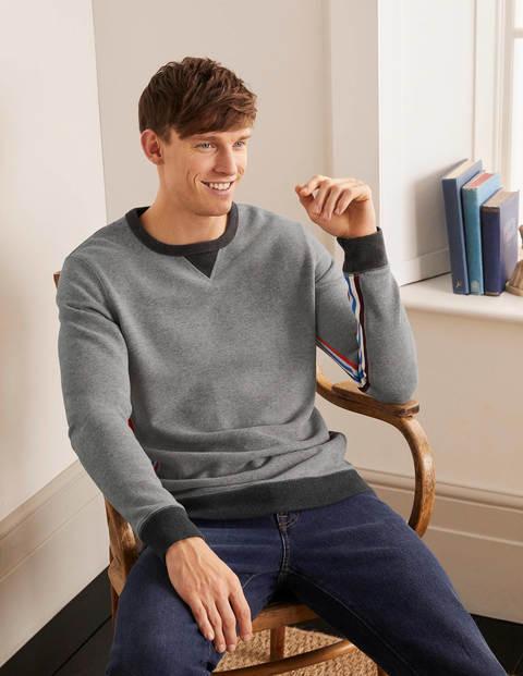 Irvine Sweatshirt - Grey Marl