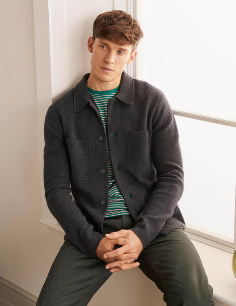 Farley Merino Knitted Jacket