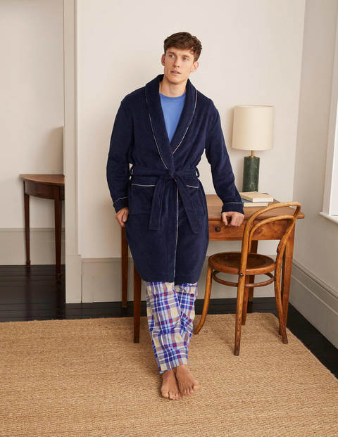 Towelling Dressing Gown