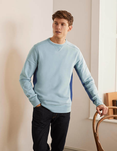 Supersoft Sweatshirt - Misty Blue